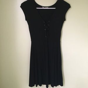 American Eagle black soft & sexy dress.